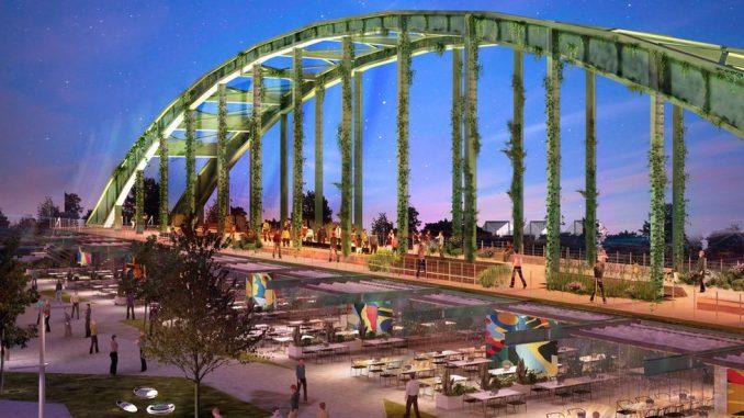 Savski most ide u park - koje su poznate selidbe mostova 4
