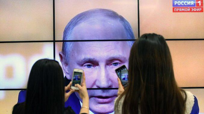 Putinov zakon o stranim agentima: Šta znači za novinare u Rusiji 4