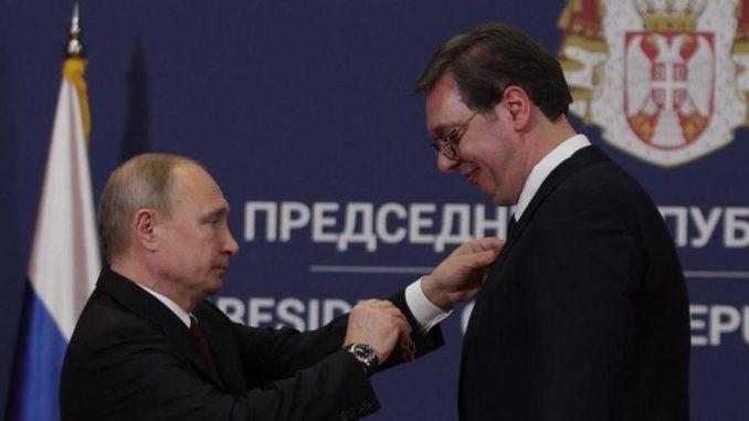 Srbija i Rusija: Koliko su zaista saglasni Vučić i Putin 5