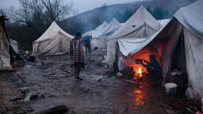 Vučjak: Izbeglice i migranti štrajkuju glađu i žele što dalje odatle 3