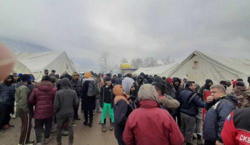 Vučjak: Izbeglice i migranti žele što dalje odatle 1