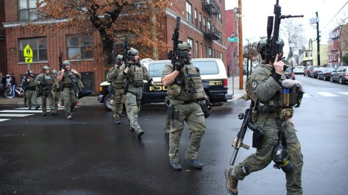 Amerika: Borba na ulicama Džerzi Sitija - šestoro mrtvih 2