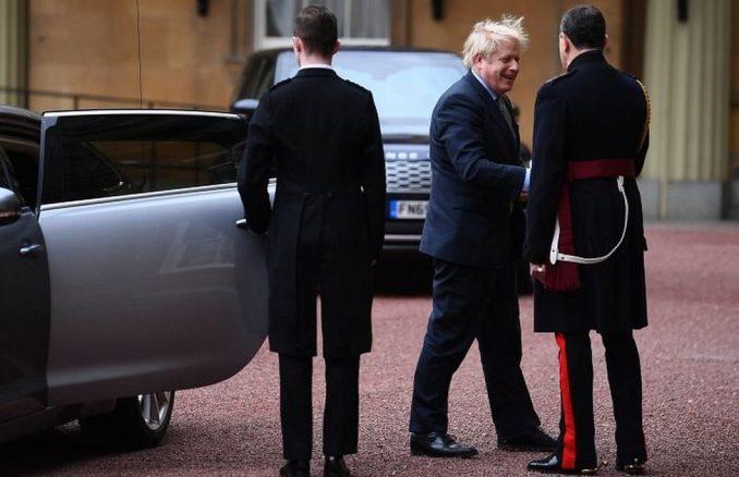 Izbori 2019 i Velika Britanija: Boris Džonson traži mandat od kraljice 2