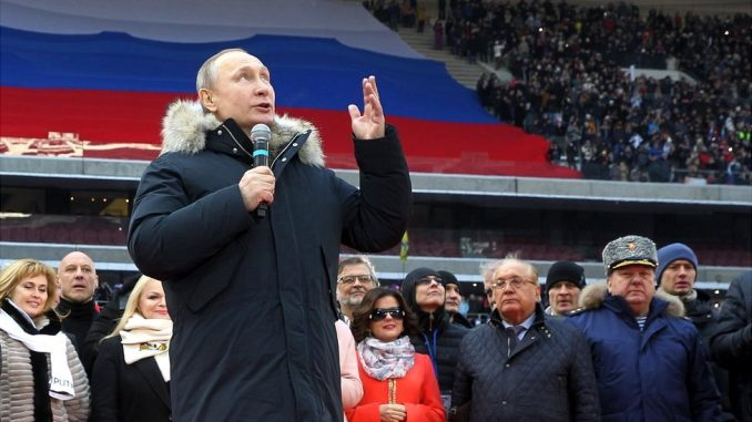 Vladimir Putin: 20 godina u 20 fotografija 2