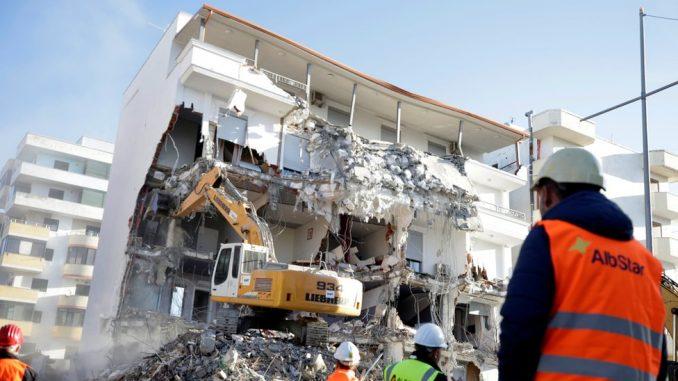 Zemljotres u Albaniji: Devetoro uhapšeno zbog stradalih u srušenim zgradama 2