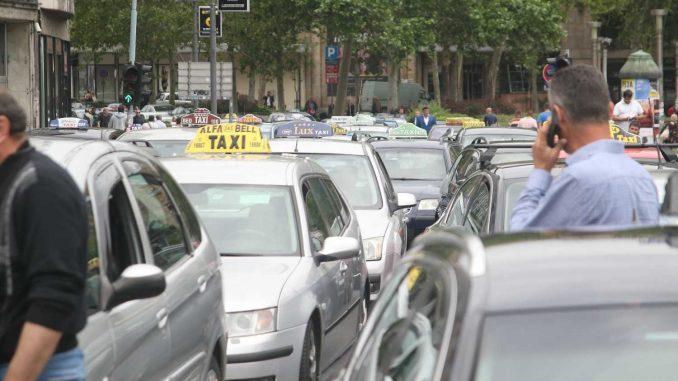 Za tri godine sva taksi vozila u Beogradu u beloj boji 5