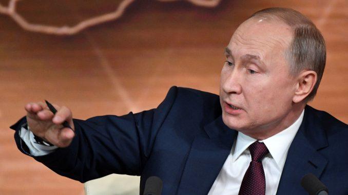 """Putin, Ukrajina i doping sportista: Pet ključnih tačaka """"maratonske"""" konferencije u Moskvi 3"""