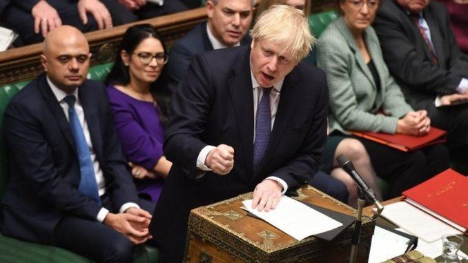 Bregzit: Džonsonova pobeda - Britanija 31. januara napušta EU 4