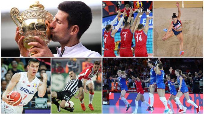 Srpski sport u 2019: Deset događaja sreće, tuge, ali i živciranja 4