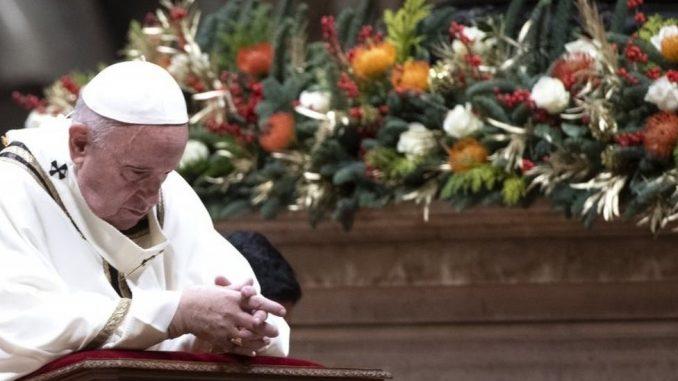 """Papa Franja: """"Bog nas i dalje sve voli, čak i najgore među nama"""" 4"""
