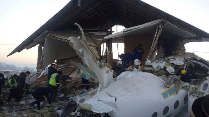 Kazahstan: Najmanje 15 poginulih u padu aviona - šta znamo o nesreći 3