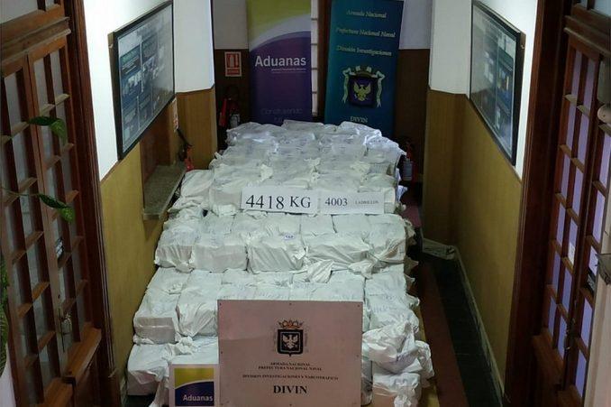 Droga i Urugvaj: U Montevideu zaplenjen kokain vredan milijardu dolara 3