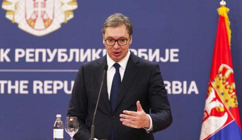 Vučić sutra u Istanbulu na ceremoniji otvaranja Turskog toka 6