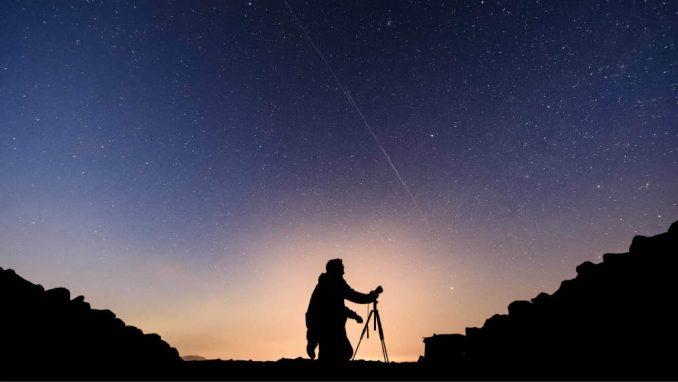 Sateliti zaklanjaju pogled na svemir 1