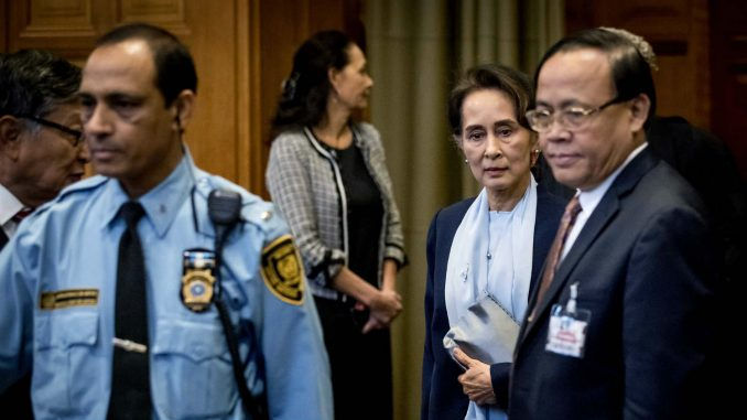Liderka Mjanmara poriče tvrdnje o genocidu 4