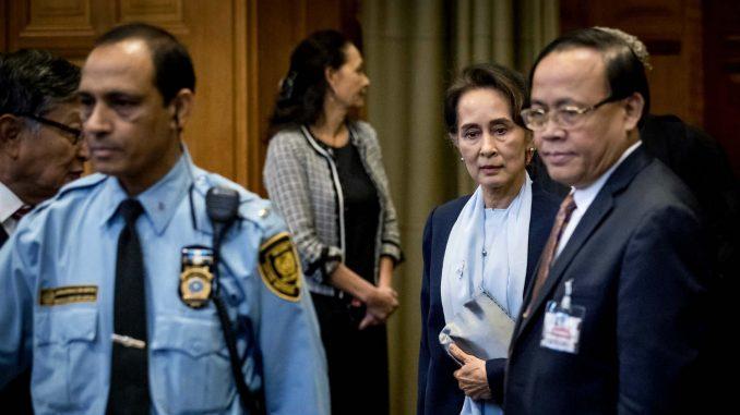 Liderka Mjanmara poriče tvrdnje o genocidu 2
