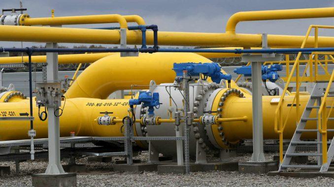 Ukrajina i Rusija potpisali sporazum o tranzitu gasa 2