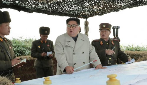 TASS: Severnokorejski vođa zahvalio pismom radnicima na gradilištu 13