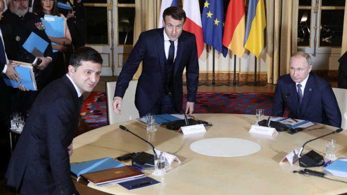 Putin ostao pri svom, Zelenski nije kapitulirao 3