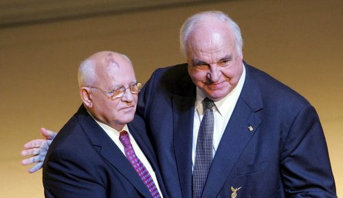 Nemci Gorbačovu duguju spomenik 46