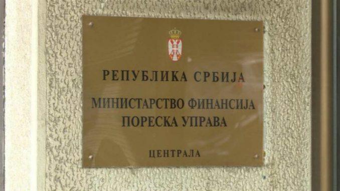 PU: Uprkos pandemiji korona virusa dobra naplata PDV-a u Srbiji 3