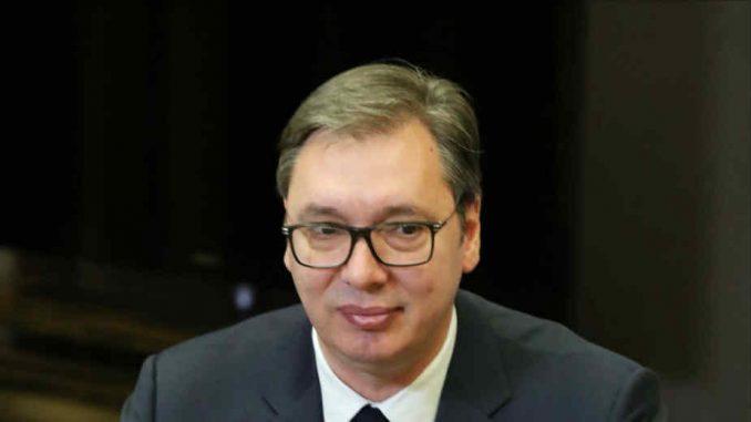 Vučiću uručena Zlatna medalja za zasluge grada Atine 3