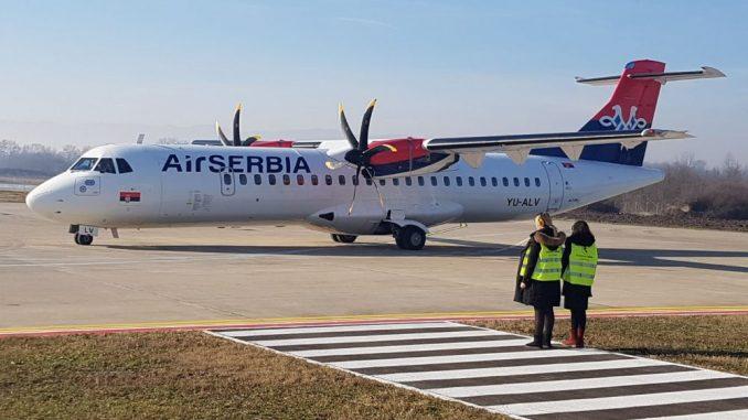 Er Srbija konačno otkazala let za Rim iz Beograda 2