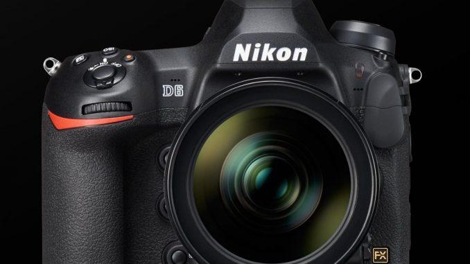 Stiže Nikon D6 1