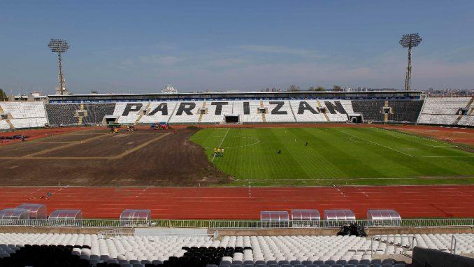 Mediji: Belivukovi ljudi provalili u zapečaćen prostor na stadionu Partizana 1