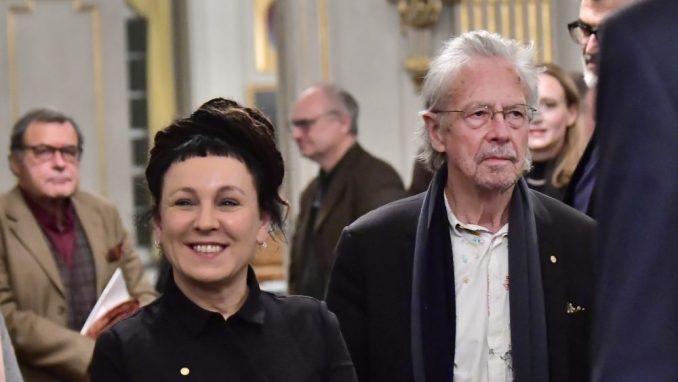 Handke i Olga Tokarčuk održali predavanje uoči uručenja Nobelove nagrade 1
