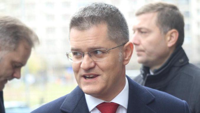 Jeremić: Vučić će se preigrati i moraće brzo da raspiše nove izbore 2