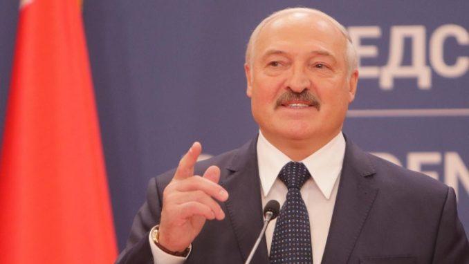 Lukašenko ima korona virus 1