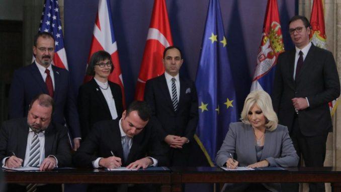 Potpisan komercijalni ugovor za izgradnju Moravskog koridora 1