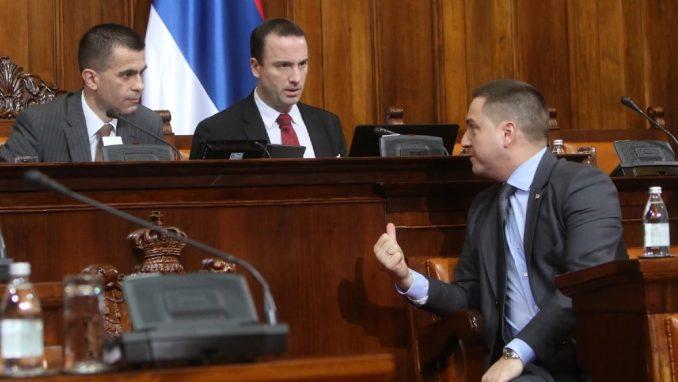 Tončev i Ružić ministri SPS u novoj vladi 1