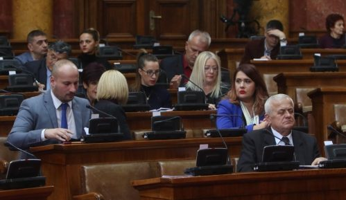 Sonja Pavlović o dnevnom redu Skupštine: Političke izmene zakona 1