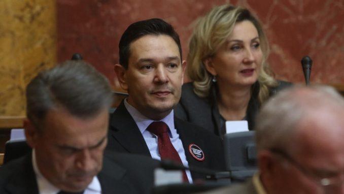 Mirčić: Mešanje EP u izborne zakone je početak kraja demokratije 1