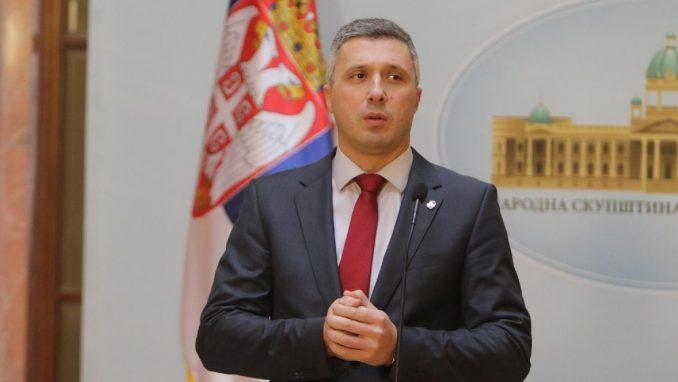 Obradović: Vučić i Đukanovic poslovni ortaci koji stoje iza Beograda na vodi 3