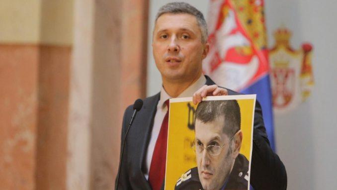 Obradović podneo krivičnu prijavu protiv direktora policije Rebića, Nebojše i Branka Stefanovića 2