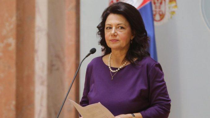 Narodna stranka zahteva hitnu reakciju tužilaštva zbog Šešeljevog napada na Sandu Rašković-Ivić 1