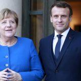 Građani EU Angeli Merkel daju prednost u odnosu na Makrona 6
