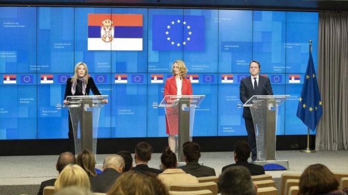 Varheji: Otvaranje poglavlja sa Srbijom znak da zemlje EU žele nastavak proširivanja 4
