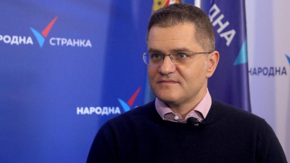 Narodna stranka: Vlast crta Jeremiću metu na čelu 1