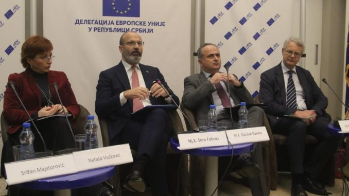 Bakota: Proširenje prioritet Hrvatske 1