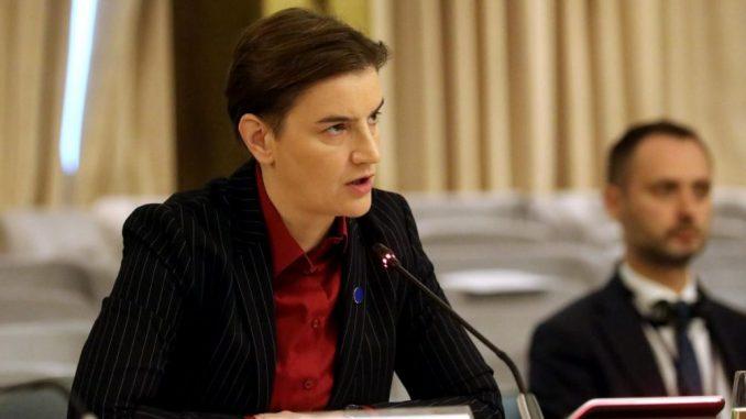 Brnabić: Od Nove godine prestanak zabrane zapošljavanja u javnom sektoru, ostaje komisija 3