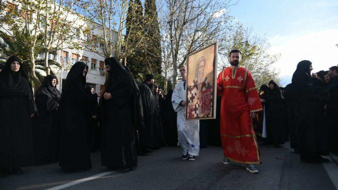 U nekoliko gradova Crne Gore protesti zbog Zakona o veroispovesti 1