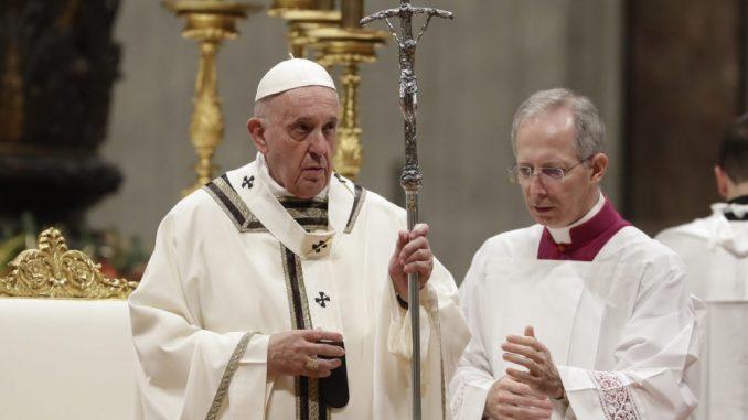 """Papa Franja: Virus stavio sve u """"isti čamac"""" 2"""