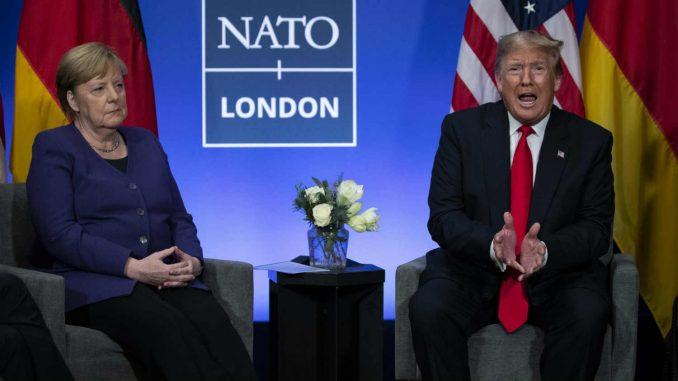 Tramp i Merkel optimisti oko trgovinskih pregovora SAD-EU 4