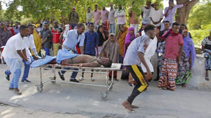 Novi bilans: U eksploziji u Somaliji 79 mrtvih 2