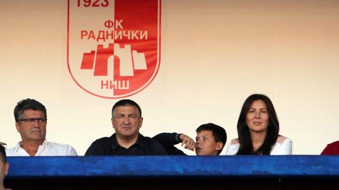 Fudbalski klub Radnički najbolji sportski kolektiv grada Niša za 2019. 4