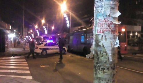 Muškarac ranjen iz vatrenog oružja u Kursulinoj ulici na Vračaru 1